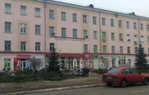 У центрі Переяслава зрізали 50-річні ялинки