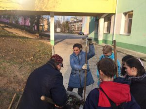 """У Вишгороді школяри реалізували проєкт """"Еко-Толока"""""""