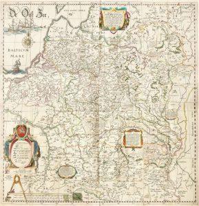 Дослідник з Київщини знайшов згадку про Україну на європейських мапах 1613 року