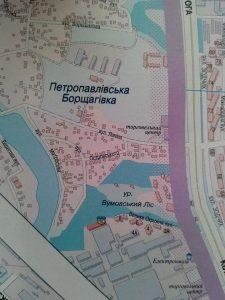 Генеральний план села Петропавлівська Борщагівка скасовано Верховним судом України