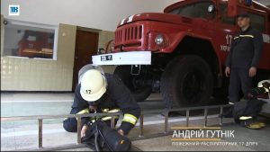 Пожежники з Українки оприлюднили відеоролик флеш-мобу до колег з Обухова