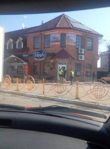 У Бучі поліцейські вже закрили п'ять магазинів
