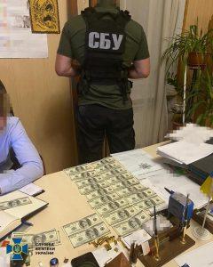 СБУ викрила викладача ліцею імені Івана Богуна на вимаганні грошей