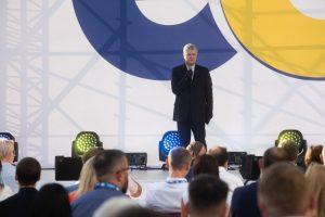 Партія Порошенка йде на місцеві вибори з командою професіоналів і патріотів
