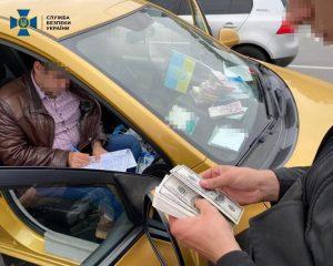 СБУ затримала на хабарі у $20 тисяч посадовця Державної екологічної інспекції столичного регіону